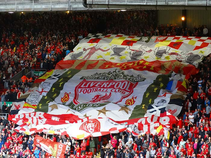 , The pride of Anfield