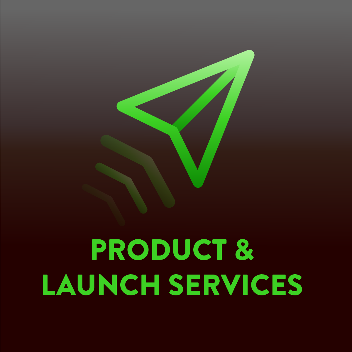 Product Launches, New Service marketing and go-to-market marketing support